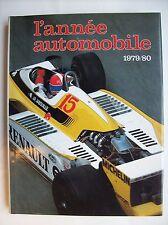 l'année automobile numéro 27 1979/80 TBE formule un course compétition