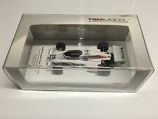 TSM 1980 Danny Ongais Interscope Porsche Type 940 #25 Indy 500 CART 1:43 •