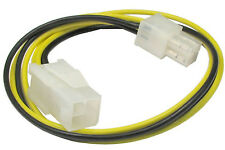4 pin ATX Pentium 4 P4 Power Extension Cable 28cm Extender  extend 4pin Pc Power