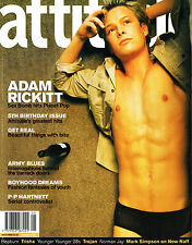 ATTITUDE #61 May 1999 ADAM RICKITT Peter-Paul Hartnett TRISHA GODDARD @Mint!@