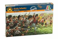 ITALERI 6136 1/72 Infanterie Ecossaise - Napoleonic Scots Infantry