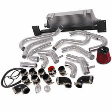 FRONT MOUNT INTERCOOLER KIT FOR SUBARU IMPREZA SHARKEYE LEGACY WRX STI FMIC