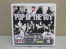 Pop Of The 60's- Deejays/LeeKings/Hounds/Ola & Janglers 4-CD (Best Beat) 60s lp