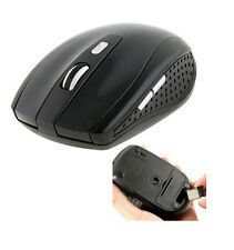 2.4GHz Wireless Cordless Optical Mouse Mice + USB Receiver for PC Laptop 2016