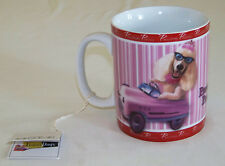 Mug: Travel Dogs Blue Harbor - Pawsitively Precious 18oz (Poodle)