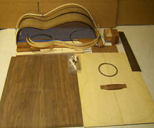 CUSTOM Luthier Martin Spec OM/OOO GUITAR KIT INDIAN ROSEWOOD ALL SOLID WOOD