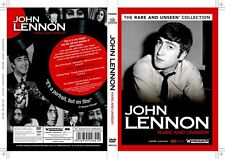 John Lennon - Rare And Unseen (DVD, 2010) NEW ITEM