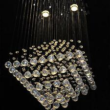 Elegant Crystal Chandelier ZJ3 Modern Ceiling Light Lamp Pendant Lighting Luxury