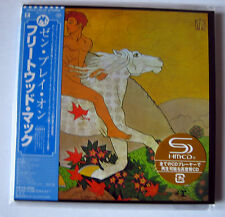 "Fleetwood Mac ""then play on"" le Japon Mini LP shm CD"