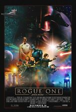 Star Wars Rogue One Film Poster Prints A4 2 for Price of 1