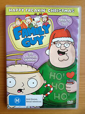 FAMILY GUY: HAPPY FREAKIN' CHRISTMAS ~ DVD ~ **FREE POST**