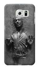 Han Solo Frozen In Carbonite Glossy Phone Case for Samsung Galaxy S6 Edge
