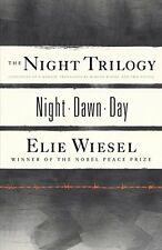 The Night Trilogy: Night, Dawn, Day by Elie Wiesel, (Paperback), Hill and Wang ,