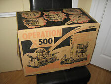 Operation X-500 Base Defense and Rocket Launcher in the box