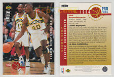 NBA UPPER DECK 1994 COLLECTOR'S CHOICE - Shawn Kemp #203 - Ita/Eng - MINT