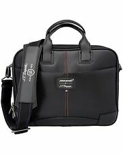 S.T. Dupont McLaren Leather Laptop Document Holder Briefcase $1370