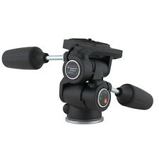 Manfrotto 804RC2 Basic Pan Tilt Head with Quick Lock quick release support 4kg