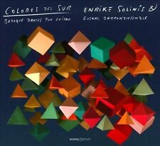 Colores del Sur: Baroque Dances for Guitar (CD, Nov-2013, Glossa)