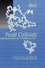 Special Publications: Food Colloids : Fundamentals of Formulation 258 by...