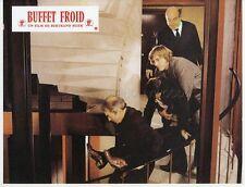 GERARD DEPARDIEU BERNARD BLIER BUFFET FROID 1979 VINTAGE LOBBY CARD ORIGINAL #12