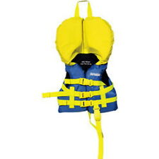 Blue & Yellow Infant Sized Type II PFD Safety & Life Vest for Boats