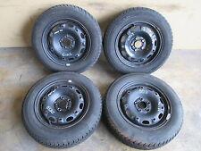 """14"""" Stahlfelge Winterreifen 165 70 VW Polo 9N Fox 5x14 ET35 6Q0601027C 5x100"""