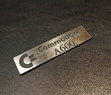 Commodore Amiga 600 Label / Logo / Sticker / Badge 49 x 13 mm [261]