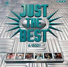 JUST THE BEST 4/2001 - VARIOUS ARTISTS / 2 CD-SET - NEUWERTIG