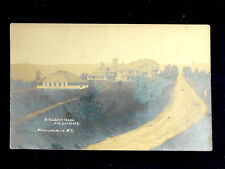 c.1907 RPPC Hillcrest Hall & Cottages Highland Mills NY Orange County