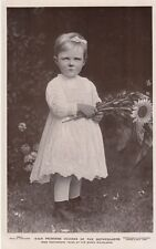 FOREIGN ROYALTY : Princess Juliana of the Netherlands RP-BEAGLES