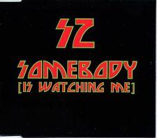 SZ - SOMEBODY (IS WATCHING ME) - SINGLE MAXI JEWEL CASE 4 Titres 2001