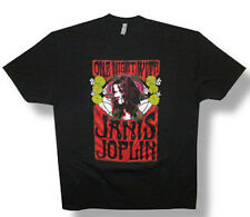 Janis Joplin-One Night With Janis Joplin-XXL Black T-shirt