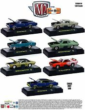 1:64 M2 Machines Detriot Muscle R34 *SEALED SET OF 6 CARS* CHANCE for a CHASE!!!