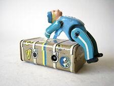 Gescha Express Koffer Boy Uhrwerk Blechspielzeug Germany 1950