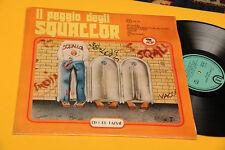GLI SQUALLOR LP IL PEGGIO ORIGINALE 1978 EX++