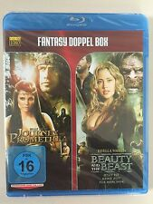 BluRay 2 Filme Journey to Promethea & Beauty and the Beast