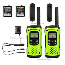 Motorola Talkabout T600 H2O Walkie Talkie Set 35 Mile Two Way Radio Waterproof