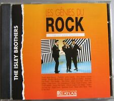THE ISLEY BROTHERS  (CD) TWIST AND SHOUT  GENIES DU ROCK EDITIONS ATLAS