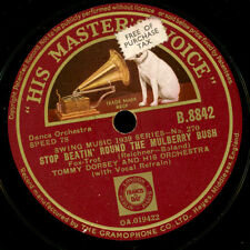 Tommy Dorsey & His Orchestra STOP Beatin 'Round The Mulberry Bush/You must... x051