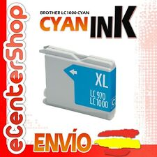 Cartucho Tinta Cian / Azul LC1000 NON-OEM Brother MFC-240C / MFC240C