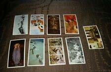 Brooke Bond Tea Cards: Various No's - Unexplained Mysteries  - Excellent cond.