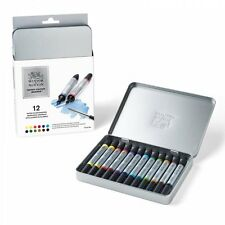 Winsor and Newton Watercolour 12 marker set