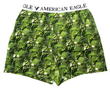 MENS AMERICAN EAGLE TROPICAL BOXER SHORTS SIZE XL (40/42)