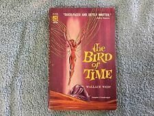 Wallace West The Bird of Time ACE PB F-114 feathered Alien Life Mars 1ST EDITION