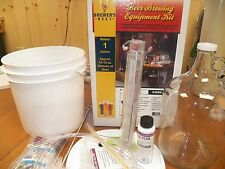 BREWER'S BEST® ONE GALLON BEER EQUIPMENT KIT