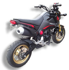 Honda MSX125 GROM Tail Tidy 2013-2015 to suit OEM and micro indicators.