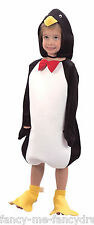 Enfants Garçons Filles Pingouin De Noël Animal Costume Déguisement 2-3 ans