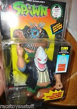 SPAWN SPECIAL EDITION CLOWN FIGURE DESIGNED TO BE OPENED,  MOC