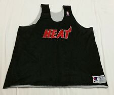 Vintage 1990s Champion Miami Heat Practice Jersey  XXL made in USA