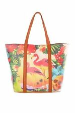 Iron Fist Hellwaiian Holiday Tote Bag - Pink